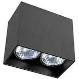 Lampa sufitowa Nowodvorski GAP BLACK 9384