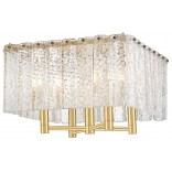 Lampa sufitowa Zuma Line PALACE C0523-04A-U8AC  złoty mat