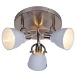 Lampa sufitowa Zuma Line PICTOR RLX94023-3W biała/3-punktowa