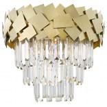 Lampa sufitowa Zuma Line QUASAR L C0506-06A-B5E3 złota
