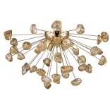 Lampa sufitowa Zuma Line STAR C0539-06A-F7DY francuskie złoto