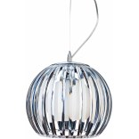 Lampa wisząca 30x30 Azzardo ARKADA AZ0481 transparentna