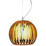 Lampa wisząca 30x30 Azzardo ARCADA AZ0482 orange