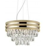 Lampa wisząca 38cm Zuma Line NAICA P0525-04A-F4V6