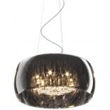Lampa wisząca 50 cm Zuma Line CRYSTAL P0076-06X-F4FZ