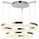 Lampa wisząca 80 cm Azzardo ZOLA AZ2560 chrom