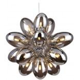 Lampa wisząca + LED Azzardo DIANA AZ2155 16-punktowa chrom