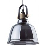 Lampa wisząca Nowodvorski AMALFI SMOKED I ZWIS 9152