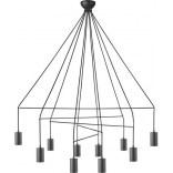 Lampa wisząca Nowodvorski IMBRIA BLACK X 9680