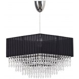 Lampa wisząca Nowodvorski MODENA black I zwis 4014