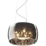 Lampa wisząca 40 cm Zuma Line CRYSTAL P0076-05L-F4FZ