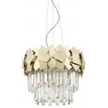 Lampa wisząca Zuma Line QUASAR P0506-05A-F4E3 złota