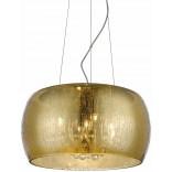 Lampa wisząca Zuma Line RAIN P0076-05L-F7L9 złota