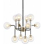 Lampa wisząca Zuma Line RIANO P0454-12C-SDGF 12-punktowa