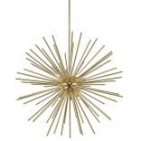 Lampa wisząca Zuma Line URCHIN P0491-09C-F7DY złota