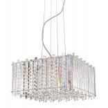 Lampa wisząca Zuma Line VENTUS P0465-05D-F4AC kwadratowa