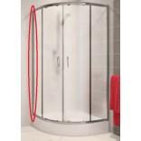 Listwa przyścienna do kabiny prysznicowej 180 cm SAONA Cersanit S900-2525