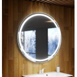 Lustro LED okrągłe 100 cm MCJ CERCHIO R