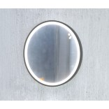 Lustro LED okrągłe 75 cm MCJ LUPE