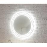 Lustro LED okrągłe 90 cm MCJ CARMEN
