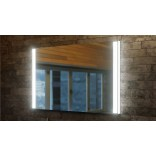 Lustro LED prostokątne 120x80 cm MCJ DOBLO
