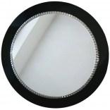 Lustro czarne okrągłe 70 cm Giera Design BRACELET BRA/B/70