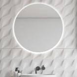Lustro okrągłe LED 70x70 Etap GLOW LP-6 wł. standardowy