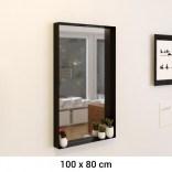 Lustro prostokątne 100x80 VICTORIA