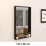 Lustro prostokątne 120x80 VICTORIA