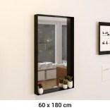 Lustro prostokątne 60x180 VICTORIA