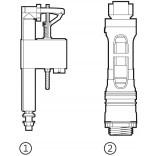 Mechanizm kompletny WC 3/6 l VERANDA Roca A822861201