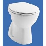 Miska WC 46,5x35 cm do górnopłuku, o/pionowy Roca ZOOM MADALENA A34429400S