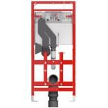 Moduł WC z możliwością regulacji wysokości, oczyszczaczem powietrza Tece TECElux 400 9.600.400