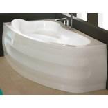 Obudowa wanny asymetrycznej 100x160 Sanplast COMFORT 620-060-0340-01-000