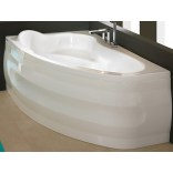 Obudowa wanny asymetrycznej 120x180 Sanplast COMFORT 620-060-0540-01-000