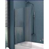 Parawan nawannowy 70x140 cm szkło czyste New Trendy IKARI EXK-1190