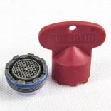 Perlator M21,5/A do baterii kuchennej Kludi BOZZ 7449000-00