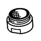 Perlator kaskadowy gwint zewnętrzny M 28 x 1B Kludi ADLON 76417 złoty