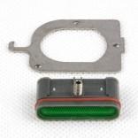 Perlator z kluczem do baterii zlewozmywakowej Tres CUADRO-TRES 91.06.006