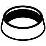 Pierścień osłaniający głowicę baterii umywalkowej, bidetowej Roca AROLA AG0180500R
