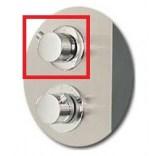 Pierścień pod pokrętło przełącznika funkcji do panelu NOM Deante MODERNO XNCM6ACP5