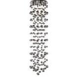 Plafon 60 cm Azzardo LUVIA XXL AZ1296 chrom