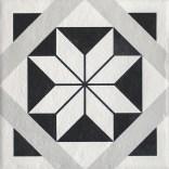 Płytka podłogowa 19,8x19,8 Paradyż Modern Gres Szkl. Struktura Motyw F