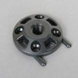 Podstawa kostki obudowy brodzika \sputnik\ do kabiny kwadratowej MP/EKOPLUS 80 cm Sanplast EKO PLUS 660-C0676