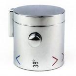 Pokrętło głowicy termostatycznej do baterii BDX 010L, 040L Deante JAGUAR XDCJ1FCL2