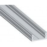 Profil LED natynkowy D (płytki), długość 200cm, aluminiowy NEXTEC PL-NTD-200_EX
