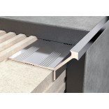 Profil QN narożny ochronny aluminiowy 250 Excellent LIPNACR.10/250 chrom