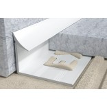 Profil W wewnętrzny PVC 10 mm Excellent  LIEPW.10/00 biały
