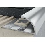 Profil krawędziowy C do gięcia 10x250 Excellent LIPKSG.10/250 aluminium surowe