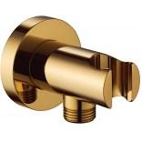 Przyłącze kątowe Omnires 8873GL złote